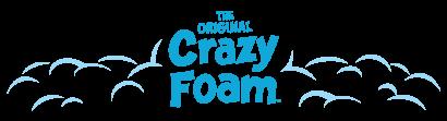Crazy Foam logo